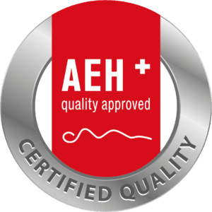 AEH+ quality approved