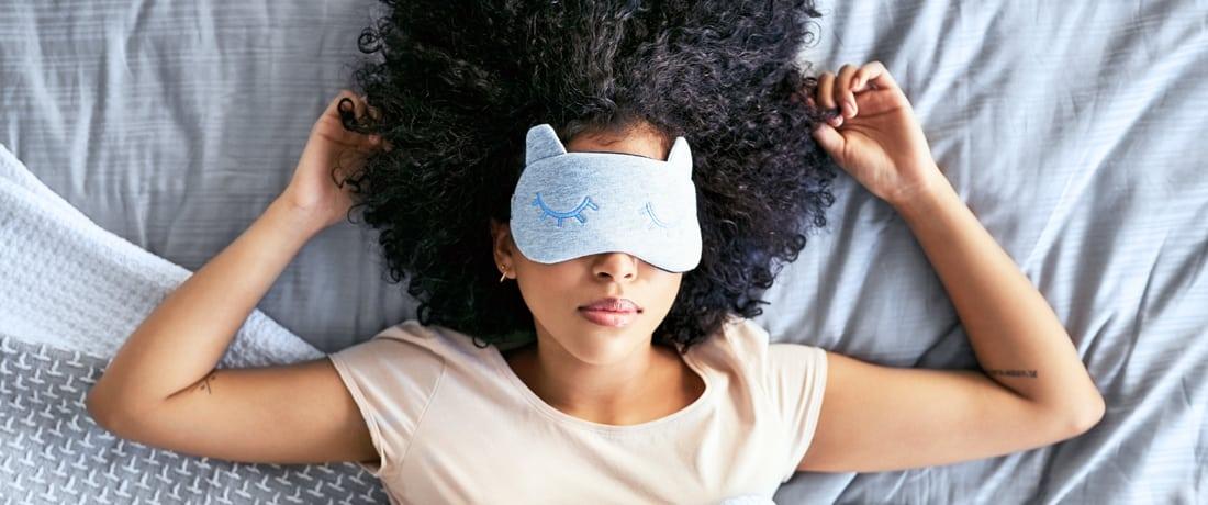 Le matelas happy UP pour dormir sur le dos
