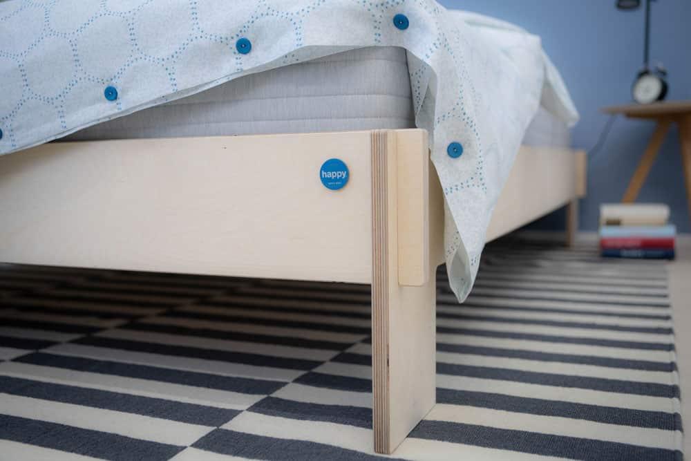 Ton lit happy en bois naturel