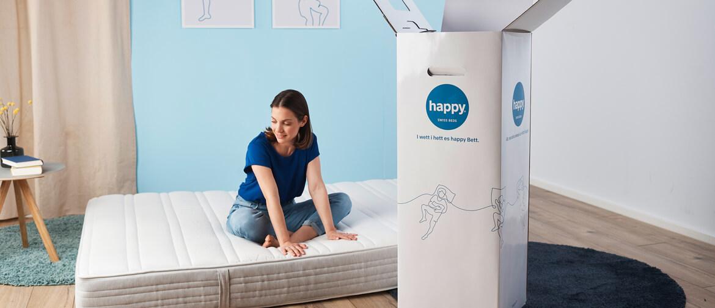 Worauf achten beim Matratzenkauf? | happy