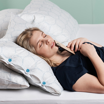 Schlafen ohne Metall und Elektrosmog | happy