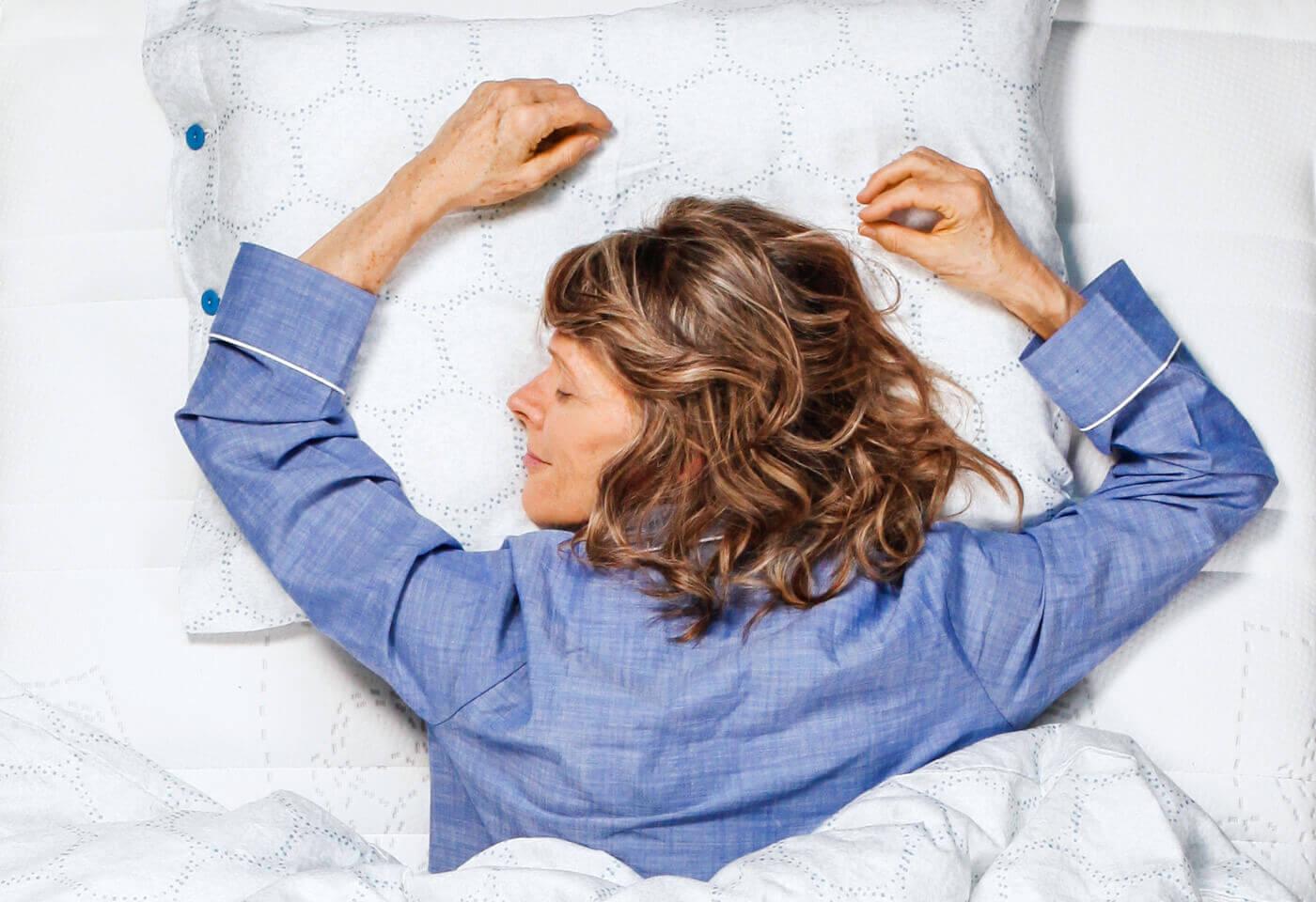 happy DOWN, il materasso per chi dorme a pancia in giù