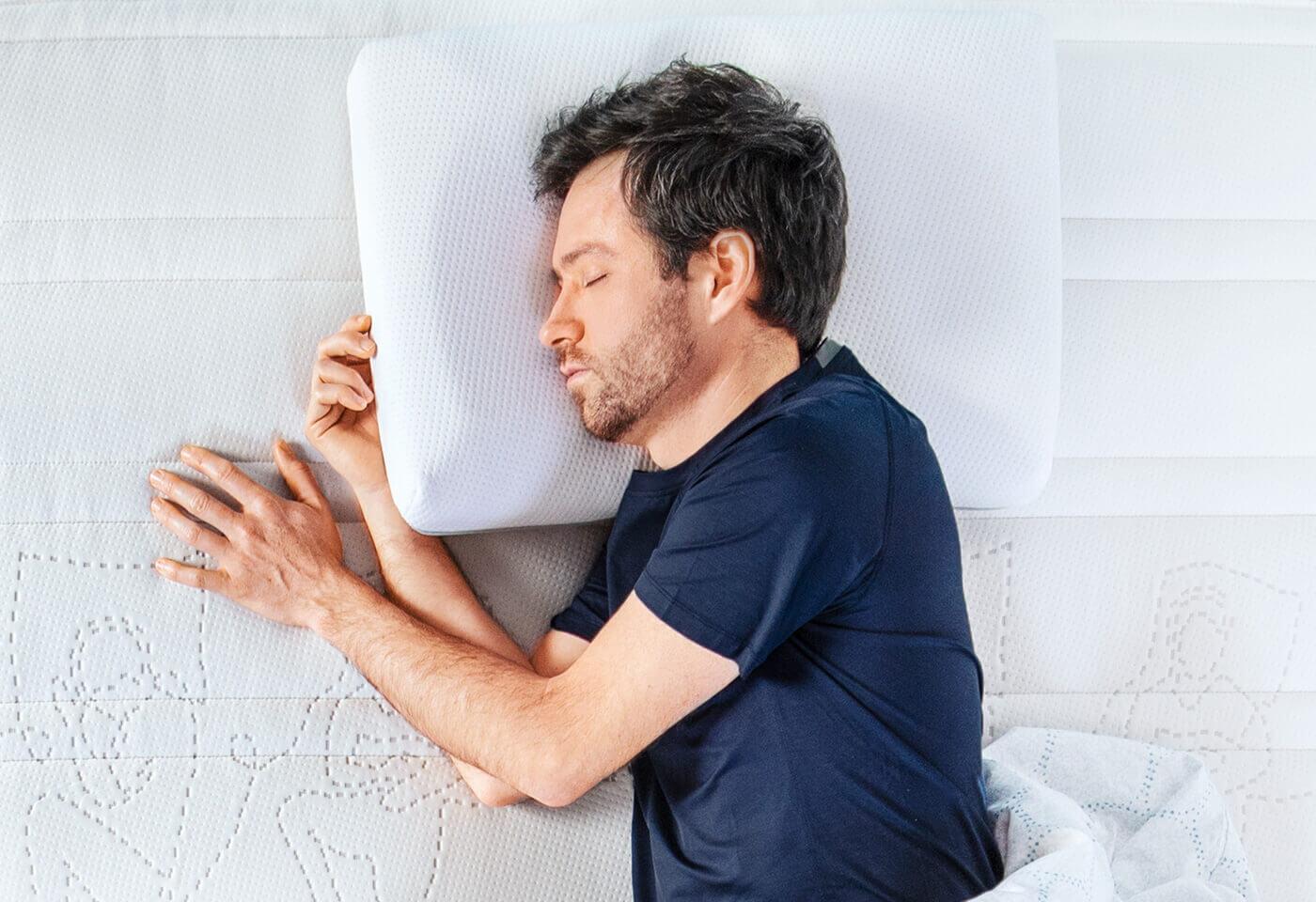 happy SIDE, il materasso per chi dorme sul fianco